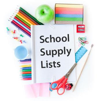 2019- 2020 Rico Elementary Supply List